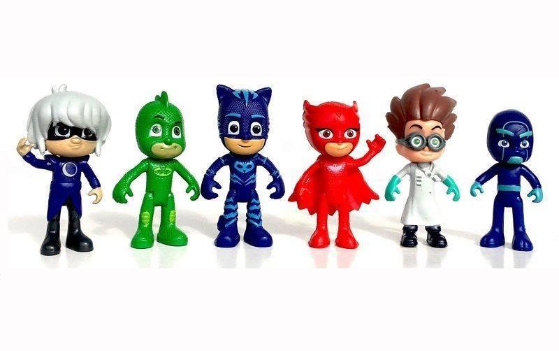 8855fb8485c2 Μινιατούρες πιτζαμοήρωες    KidsGadget.gr